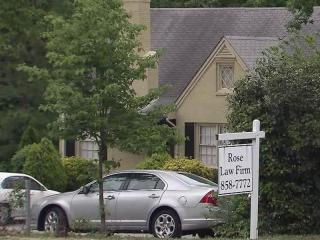 The FBI was at Rose Law Firm, at 1701 Jones Franklin Road in Raleigh, for several hours on April 18, 2012. Agents declined to comment other than to say they were in the middle of an investigation.