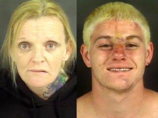 Erin Whitmeyer and her son, Scott Whitmeyer Jr.