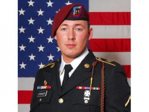 Pfc. Christopher Lundquist