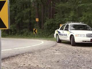 Garner police are looking for a man who shot another driver four times before fleeing the scene of a wreck early Sunday.