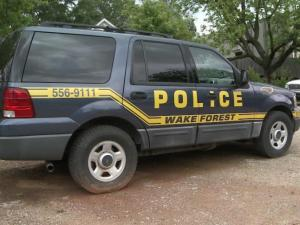 Wake Forest police