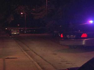A shooting in the 700 block of Quarry Street in southeast Raleigh around midnight Saturday, May 27, 2012, injured two people, police said.
