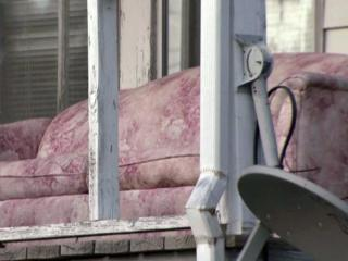 The Durham City Council voted unanimously Monday night to change the city ordinance to ban putting upholstered furniture outside on front porches and in yards.
