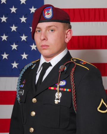 Pfc. Brandon D. Goodine