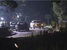 A 2-mile chase down Tryon Road in southern Raleigh early Tuesday, June 19, 2012 ended with a crash that injured two people, according to the Wake County Sheriff's Office.