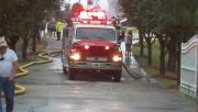 Granville County house fire