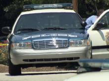 Raleigh police responded to a shooting Sunday at the Meredith Village apartments on Village Court.