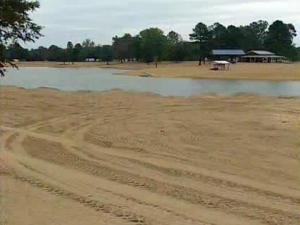 Busco Beach and ATV Park near Goldsboro