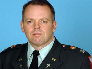 Capt. Billy Shane Stauffer
