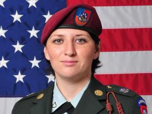 Spc. Krystal M. Fitts
