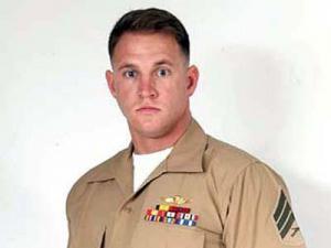 Sgt. Justin Hansen