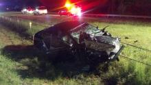 IMAGES: Two face DWI charges in fatal U.S. 64 wreck