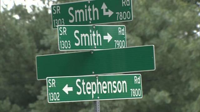 Two men were killed Saturday afternoon in a two-car crash on Stephenson Road north of Holly Springs, according to the North Carolina Highway Patrol.