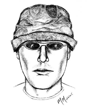 The Wake County Sheriff's Office released a composite sketch of a man they say robbed a woman in her house at 1304 Holland Hills Drive, just outside Fuquay-Varina, shortly after noon on Aug. 17, 2012.