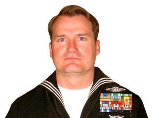 Hospital Corpsman 1st Class Darrel L. Enos