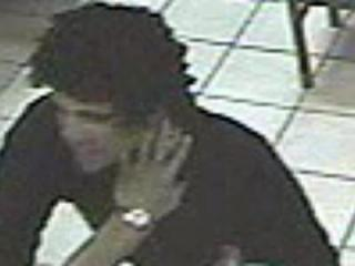 Aug. 22, 2012, surveillance video at Burger King, 3701 Hillsborough St. in Raleigh.