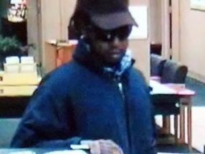 Raleigh police are searching for this man, who they say robbed the Mechanics & Farmers Bank branch at 13 E. Hargett St. on Sept. 24, 2012.