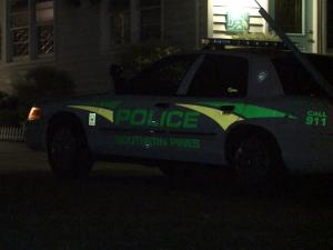 Southern Pines police investigate a Sept. 25, 2012, shooting that wounded three people.