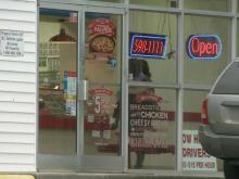 Manager, would-be robber exchange fire at Durham Domino's