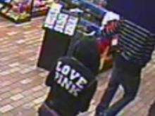 Fayetteville police were searching for the couple who robbed a Kangaroo store at 2410 Owen Drive on Nov. 30, 2012.