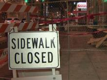 Building repairs could snarl downtown Raleigh traffic