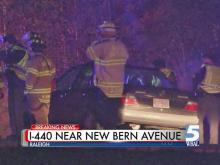 I-440 pedestrian death