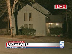 Fayetteville police took a man into custody early Wednesday following a five-hour standoff that forced the evacuation of several homes near the 5900 block of Dalton Road in west Fayetteville.