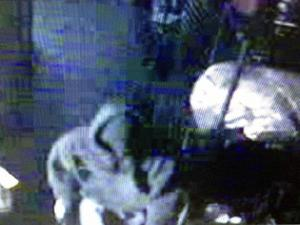 Cary police are trying to identify the person who has burglarized 16 businesses over a three-week period in December 2012 and January 2013.
