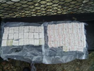 Pitt County Sheriff's deputies seized 70 blocks of heroin in an ongoing investigation of drug trafficking in the Stokes area.