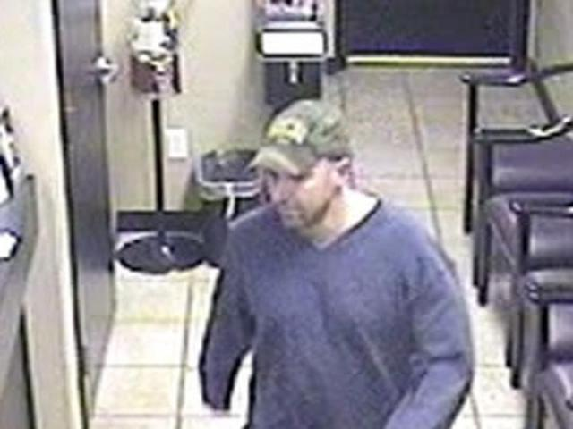 """Cary police are trying to identify a man suspected in 12 """"smash-and-grab"""" burglaries of businesses in Cary, Apex and Morrisville."""
