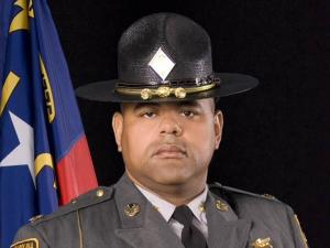 Lt. Col. Gary Bell of the N.C. State Highway Patrol