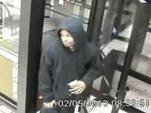 Surveillance images of Fayetteville robberies