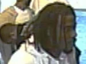 Fayetteville police are searching for two men wanted in a March 2, 2013, sexual assault and robbery at a local motel.