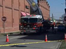 Fire damages Durham restaurant