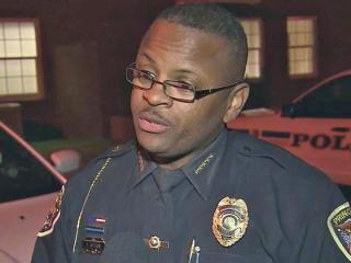 Princeton Police Chief Tyrone Sutton