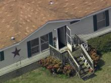 A shooting was reported Friday afternoon at a home on Hillcrest Road in Smithfield.