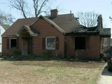 Roanoke Rapids man dies in house fire