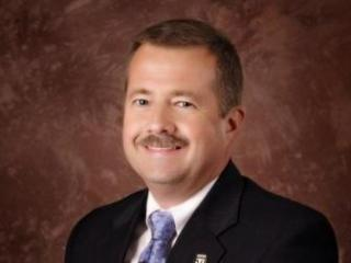 Jim Abernethy, photo from Town of Fuquay-Varina website