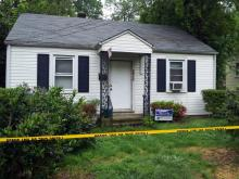 A man was found dead inside the home at 1811 Guess Road in Durham on April 30, 2013.