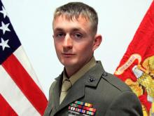 Cpl. David M. Sonka