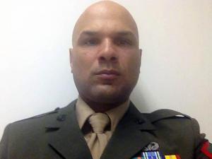 Staff Sgt. Eric D. Christian