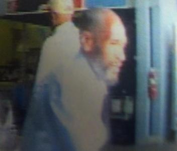 Raleigh police are looking for this man, who is suspected of stealing women's wallets.