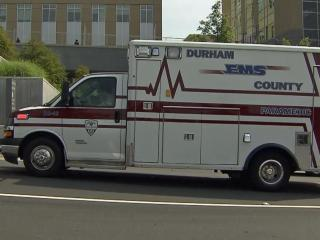 Durham EMS, ambulance