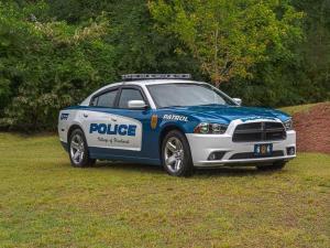 Pinehurst's award-winning Dodge Charger