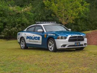 Pinehurst's award-winning Dodge Charger