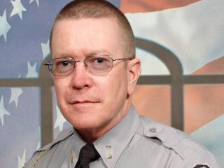 Clayton Police Chief R.W. Bridges