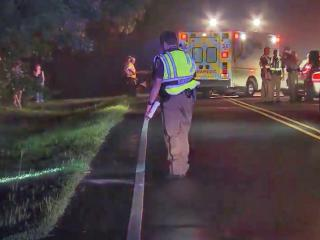 A Durham County teenager was killed Tuesday night in a wreck near the intersection of Infinity and Goodwin roads in Durham, state Highway Patrol troopers said.