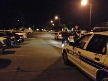 Cape Fear Valley Medical Center was briefly placed on lockdown early Thursday after an early-morning shooting at a Fayetteville apartment complex left an unidentified man critically injured.