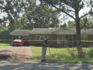 A man attempting to break into a home near Bunnlevel early Friday was shot and killed by the homeowner, officials with the Harnett County Sheriff's Office said.