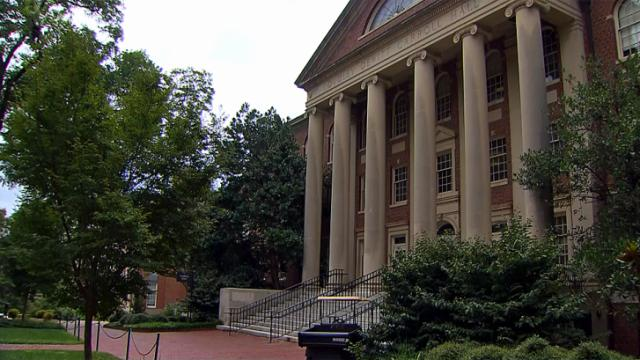 Carroll Hall, UNC-Chapel Hill